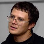 Поэт Глеб Шульпяков - участник геопоэтического проекта НАШКРЫМ