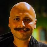 Поэт Илья Рывкин - участник проекта НАШКРЫМ