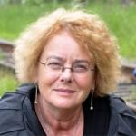 Поэт Ирина Евса - участник проекта НАШКРЫМ