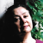 Поэт Марина Тёмкина - участник геопоэтического проекта НАШКРЫМ