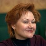 поэт Ольга Воронина
