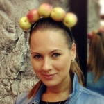 Поэт Полина Громова - участник геопоэтического проекта НАШКРЫМ