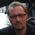Поэт Вадим Месяц - участник геопоэтического проекта НАШКРЫМ
