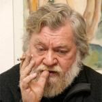 поэт Владимир Алейников